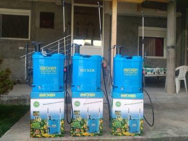 Na prodaju potpuno nove pumpe za prskanje voćnih i povrtarskih - Vranje