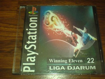 Bakı şəhərində Winning eleven 22 liga djarum oyunu playstation 1 ucun qiymet sondur