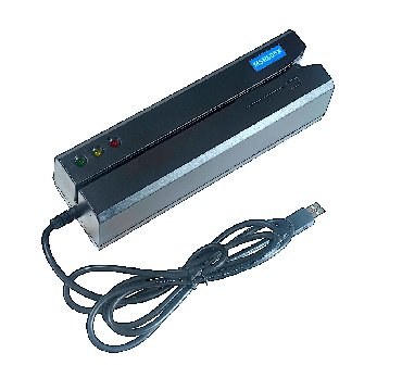 MSR605X - Magnetic Stripe Card Reader Writer Encoder Next Gen of