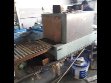 Турмоупаковачная машина (термотонель)Этикеровочная машина в Бишкек