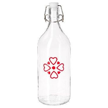 термокега 25 литр в Кыргызстан: Новая бутылка с герметичной пробкой!!! Объём - 1 литр