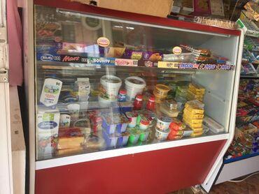 Электроника - Бает: Продаю витринный холодильник в хорошем состоянии.Иссык-Куль село