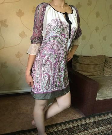 платье из вискозы на лето в Кыргызстан: Очень красивое платье, легкое на лето, мягкая тканьРаспродажа!!! За