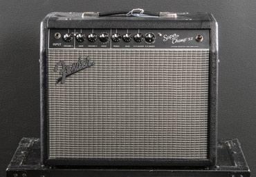 Bakı şəhərində Fender SUPER CHAMP X2 Сombo gitar ucun amfi