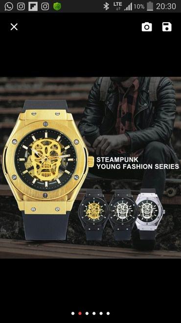 gold часы в Кыргызстан: Золотистые Мужские Наручные часы Elite