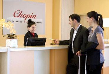Bakı şəhərində TV kanalına reseption xanım tələb olunur.Müdriyyətin verdiyi