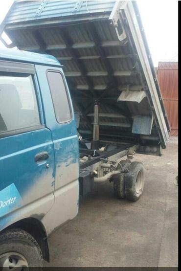 Из грузовых (портер,сапог,спринтер и т. д) делаю самосвалы и борта в Бишкек