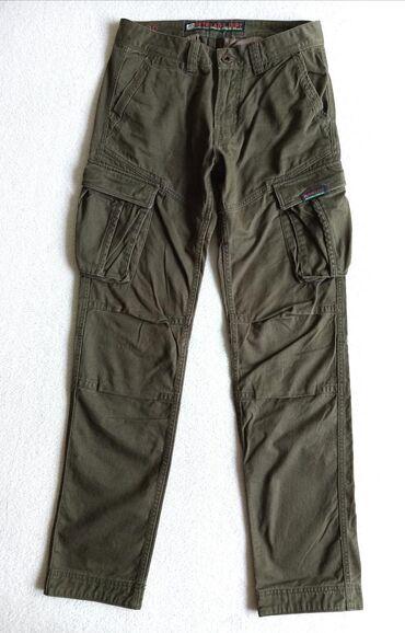Muške Pantalone | Indija: RETRO pantalone