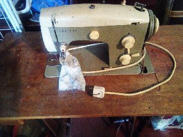 электрическая машинка в Кыргызстан: Швейная машинка ножная и электрическая в Токмоке