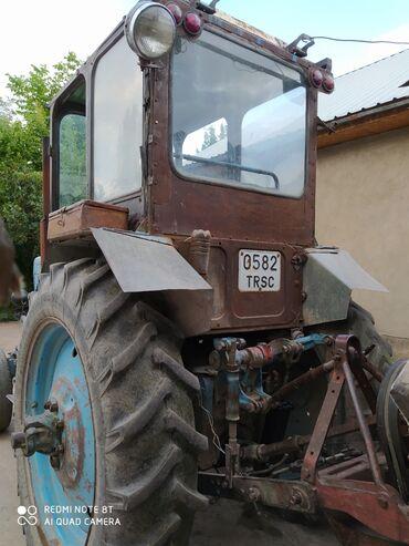 Транспорт - Красная Речка: Продаю трактор Т 28 в хорошем состоянии без агрегатов или меняю на