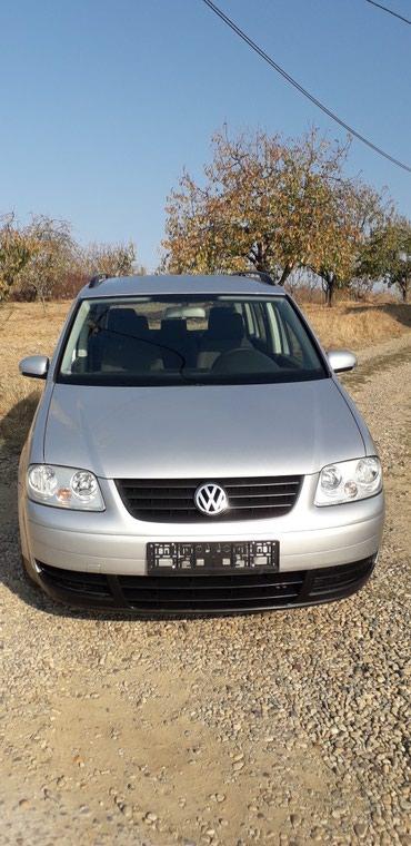 Volkswagen Multivan 2004 - Belgrade
