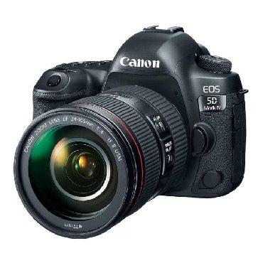 canon eos 5d mark ii в Азербайджан: Canon EOS 5D mark IV kit 24-105mm f4L IS II USMHal hazirda elde var