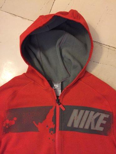 Nike hoodie βαμβσκερό . Νο 8-10 χρονών