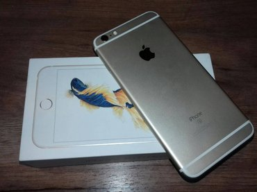 Продаю Apple  Iphone 6S PLUS память 32. Почти в Бишкек