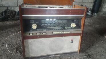 27 elan | İDMAN VƏ HOBBI: Antik vari radyo disq satlq