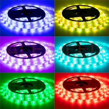 12 v RGB лента 12 цветовсветодиодная лента, 6 режимов срок службы