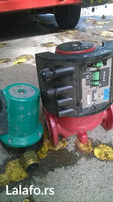 Pumpe za grejanje - Novi Sad