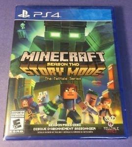 Ps4 ucun Minecraft season two story mode tam bagli upokovkada orginal - Bakı