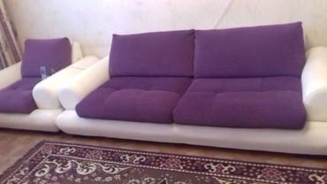 чай для омоложения в Кыргызстан: Продаю мебель,диван, два кресла,стол, 6 стульев,подставка для