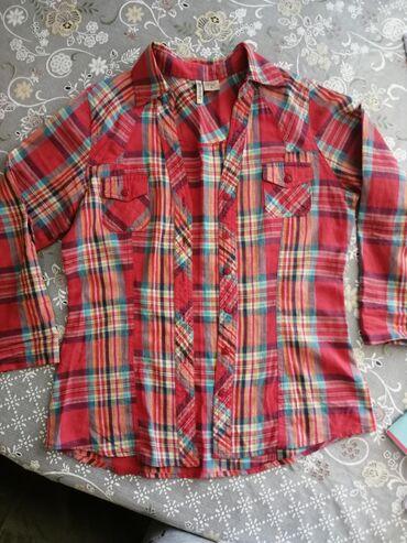 Рубашка для девочки, 10-12 лет