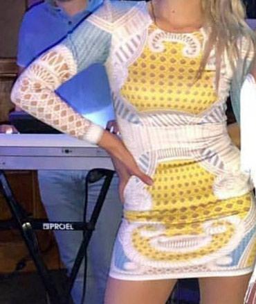 Odlicna haljina uz telo S - Sabac