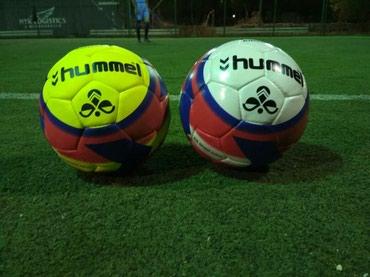 Footbal ball Hummel! size: 5 WhatsApp:  Made in Pakistan в Бишкек