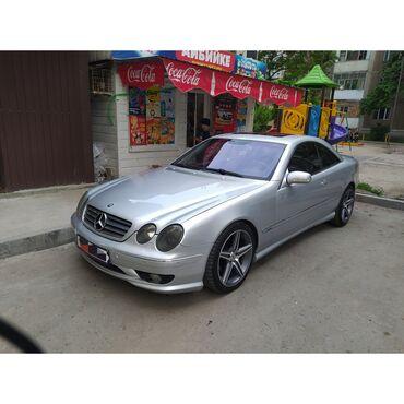 Mercedes-Benz CL 55 AMG 5.5 л. 2001 | 200000 км