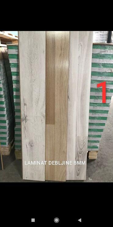 Razno po - Srbija: Na prodaju laminat visokog kvaliteta po najpovoljnijim cenama8mm = 799