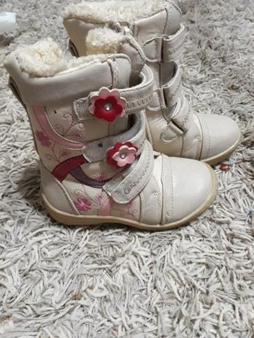 Čizme za devojčice kao nove bez tragova nošenja vel.26...izuzetno - Kragujevac