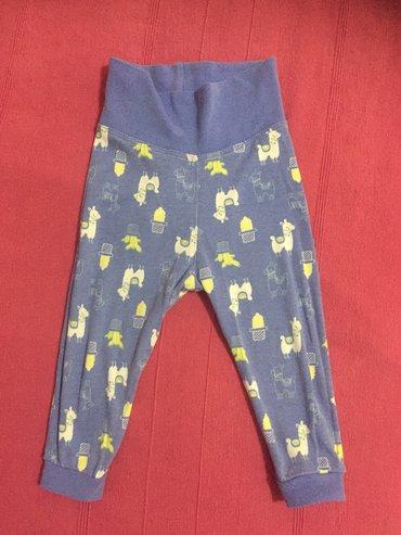 Pamucne pantalonice, vel 74/80, Lupilu, ocuvane