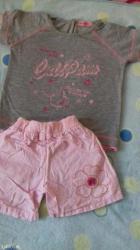 Majcica i pantalonice u super stanju. Velicina 3 - Smederevo
