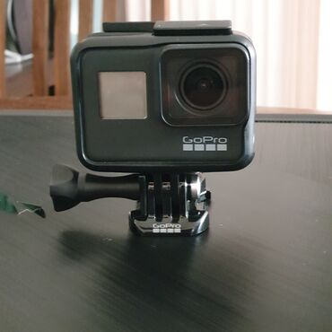 video-kamera-dlja-skajpa в Кыргызстан: GoPro 7 black edition идеальное состояние, пользовались несколько раз