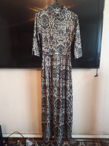 теплые платья в пол в Кыргызстан: Платье в пол Турция 38 размер
