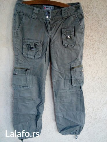 Ženske maslinasto zelene pantalone - Krusevac