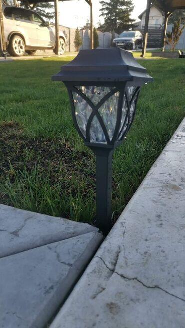 Ostalo | Paracin: Pakovanje od 6 solarnih lampi i nastavaka za njihovo instaliranje
