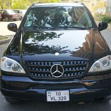 mersedes ml - Azərbaycan: Mercedes-Benz ML 320 3.2 l. 2001 | 150580 km