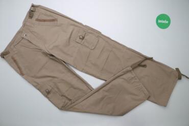 Чоловічі літні штани італійського бренду Identita    Довжина: 105 см Д