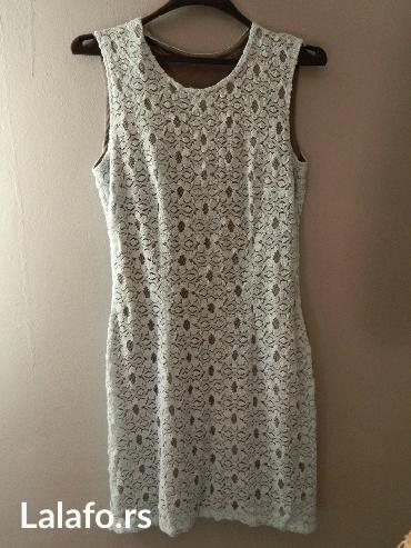Letnja haljina, svetlo plava, univerzalna veličina - Sabac