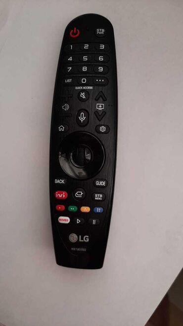 Teze tv dir LG SMART 55 EKRAN KAROBKASINDA MIWQA PULT HEC ISTFADE OLUN
