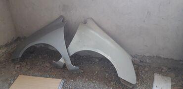 Автозапчасти - Бишкек: Хонда цивик крыло с саласками обе стороны 2003