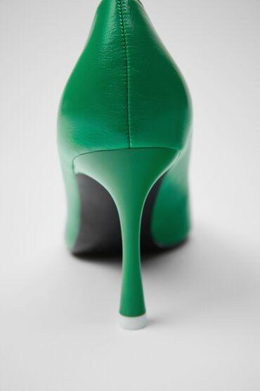 Шикарные и удобные туфли от Зары  Размер :36