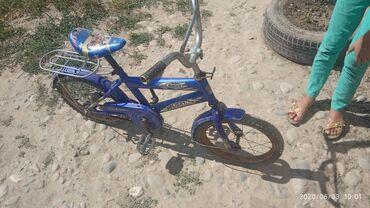 Велосипед сатылат 7-8жашка абалы сонун тел