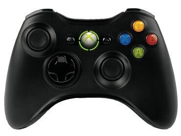 Xbox 360 & Xbox | Srbija: Xbox 360 Dzojstik Bezicni X-BOX Crni  Bezicni dzojistik za xbox crni P