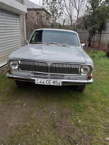 24 105 - Masallı: QAZ 24 Volga 2.4 l. 1984