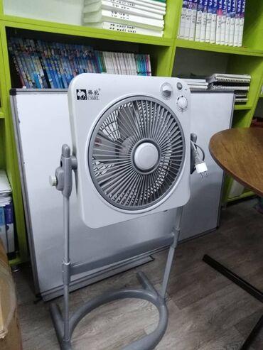 Продается Вентилятор хорошего качества. Пользовались мало. Цена 1600