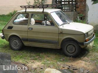 Fiat  - Bajina Basta