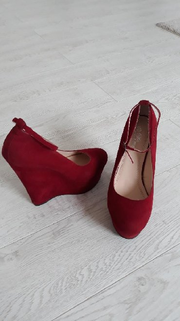 Cipele na ortoped stiklu 39 br