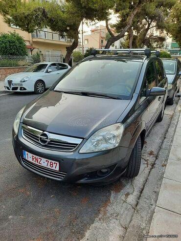 Opel Zafira 1.7 l. 2009 | 210000 km