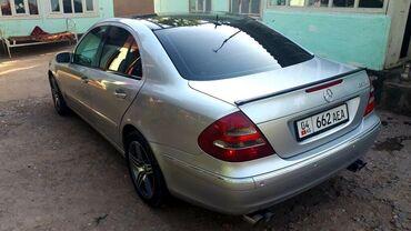 Mercedes-Benz в Кыргызстан: Mercedes-Benz E-класс AMG 2.6 л. 2002 | 245000 км