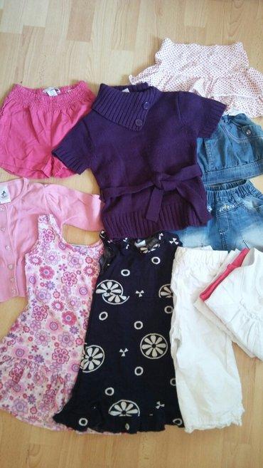 Paket odece za devojcice uzrasta 2-3 god.2 haljine,3 suknje,2 - Pozarevac